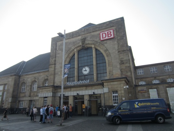 A familiar sight around Germany