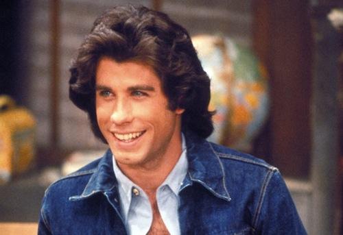 East Coast: John Travolta as Vinnie Barbarino?