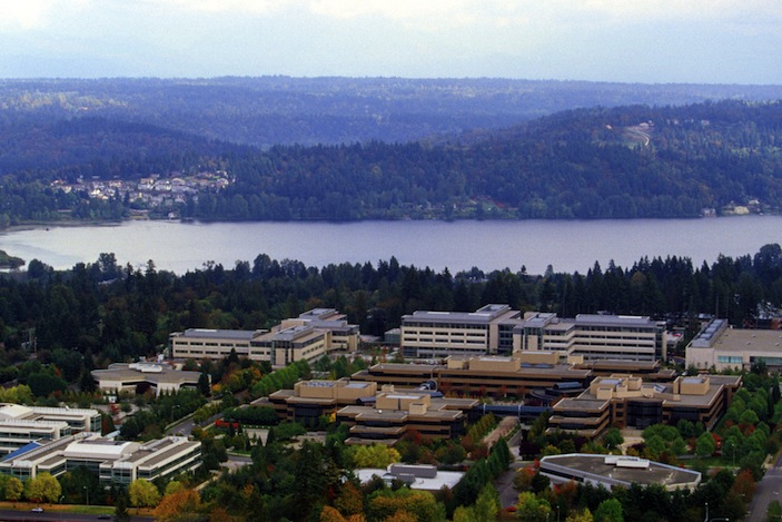 What Microsoft has grown into in suburban Seattle