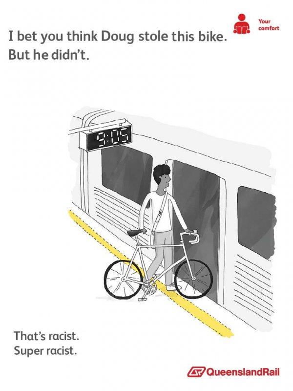 Queensland Rail Parody (Doug)