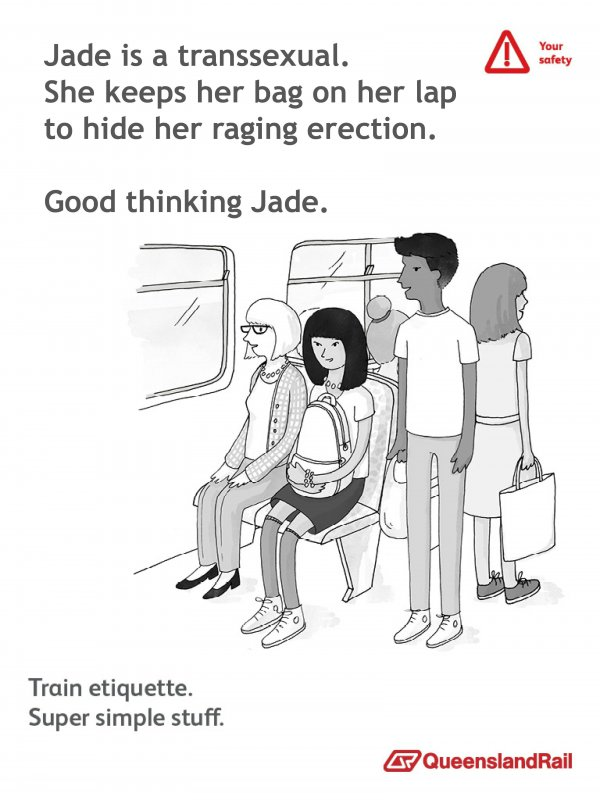 Queensland Rail Parody (Jade)
