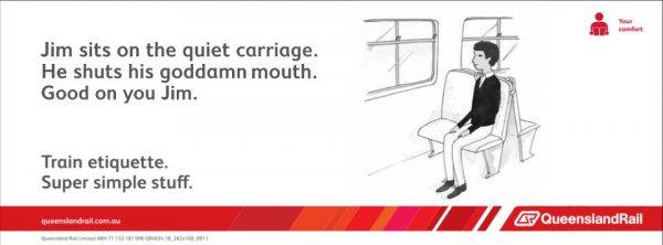 Queensland Rail Parody (Jim) 3