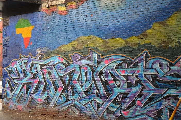 YVR Gastown Wall Art 70