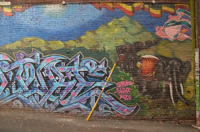 YVR Gastown Wall Art 71